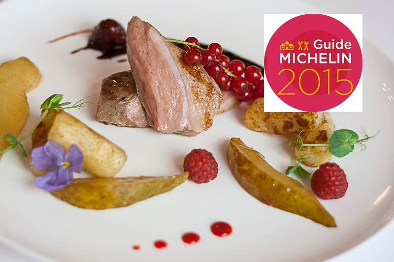 Yet another year with the Michelin Star