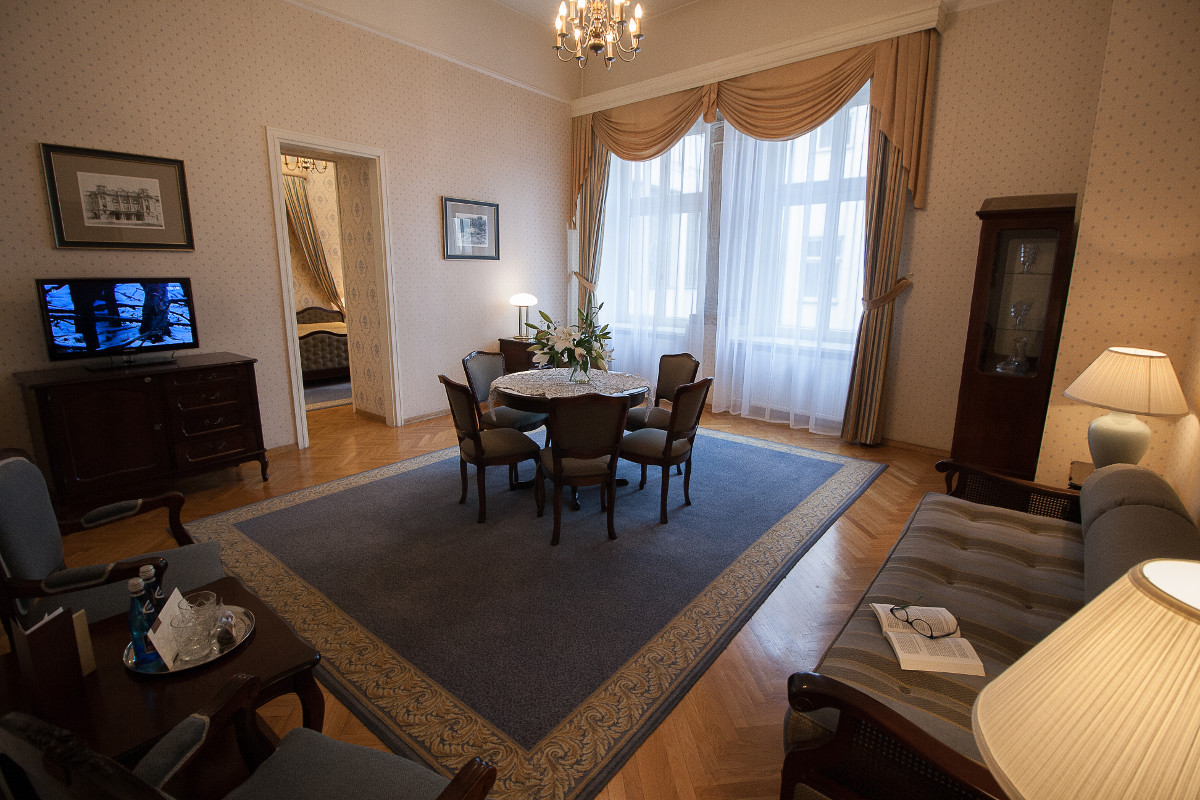 Grand Hotel Kraków Apartament Executive
